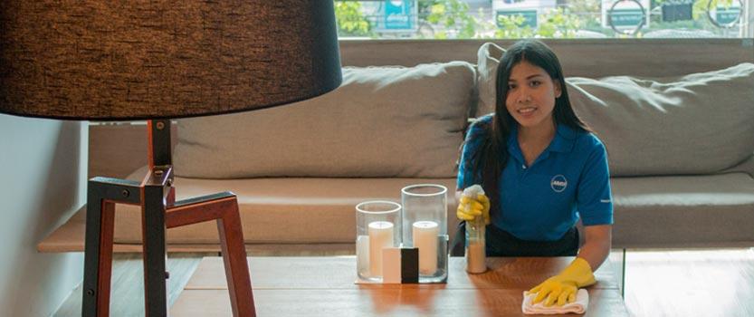 housekeeping in Bangkok